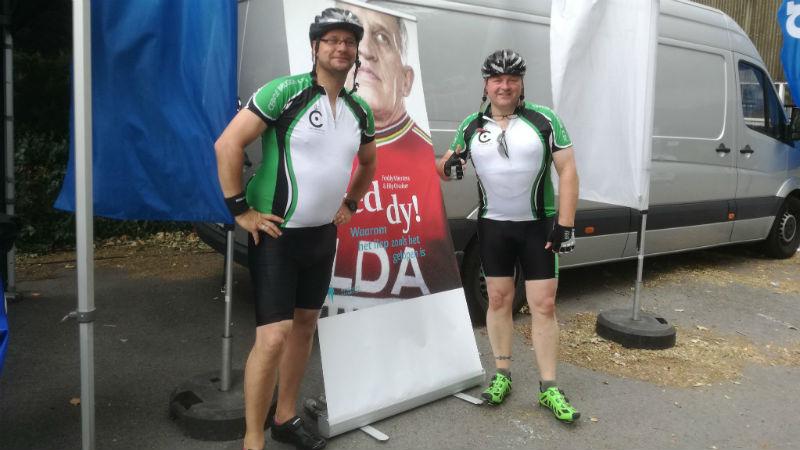 Une première réussie pour l'Euro Shop Elfstedenronde Cyclo