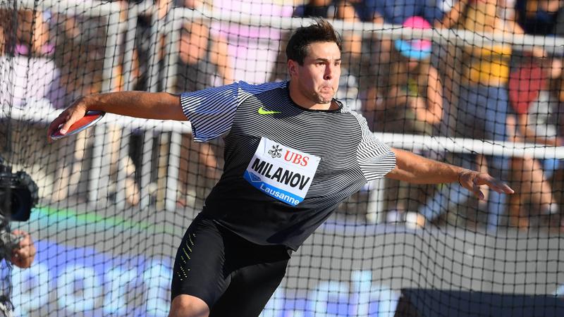 Milanov komt dicht bij Belgisch record, Kevin Borlée met seizoensbeste (VIDEO)