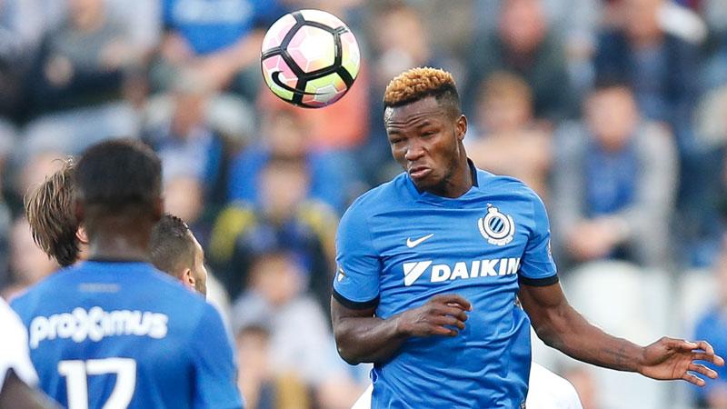 Club Brugge officialiseert komst Vanlerberghe en ziet Bolingoli vertrekken
