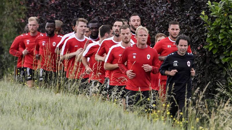 Antwerp gaat samenwerken met Porto