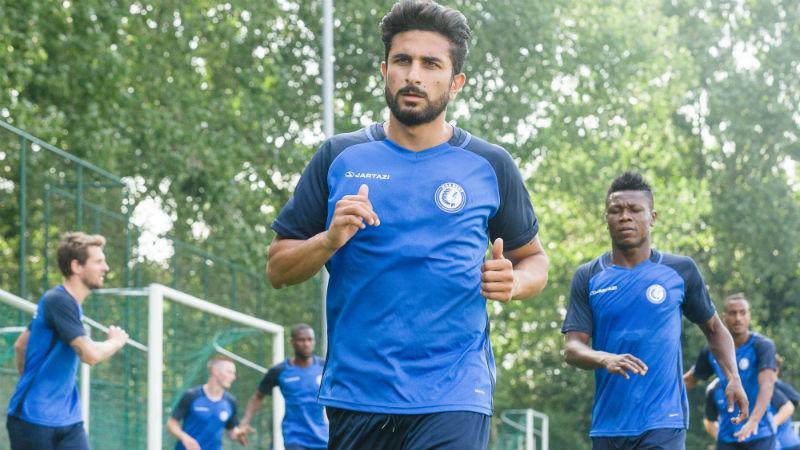 Saief mag naar Gold Cup