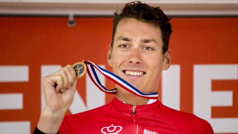 Aperçu des champions nationaux de cyclisme