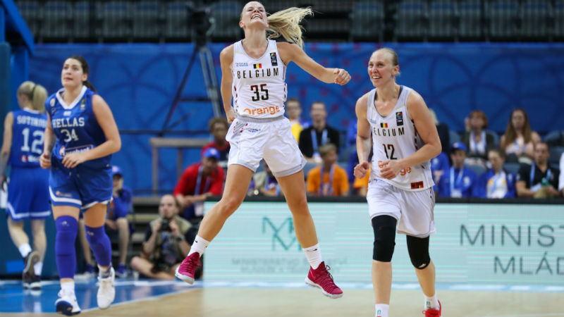 Les Françaises s'inclinent face à l'Espagne en finale de l'Euro — Basket