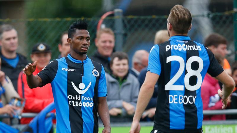 Le Club Brugeois empile les buts, le Standard gagne à Aywaille