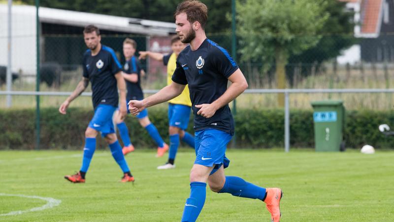 Le Club de Bruges prête son attaquant croate