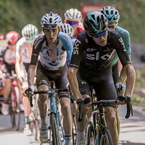 Chris Froome: 'Passie voor de fiets stuwt me vooruit'