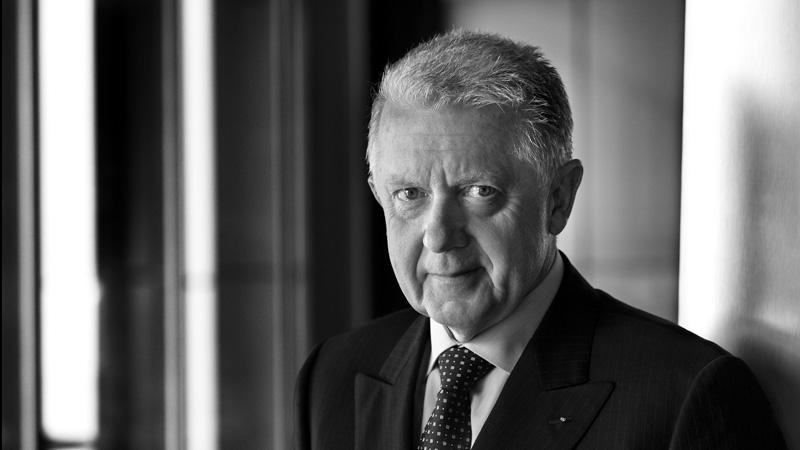 Resté président de l'UCI pendant quatorze ans, Verbruggen est parti — Carnet