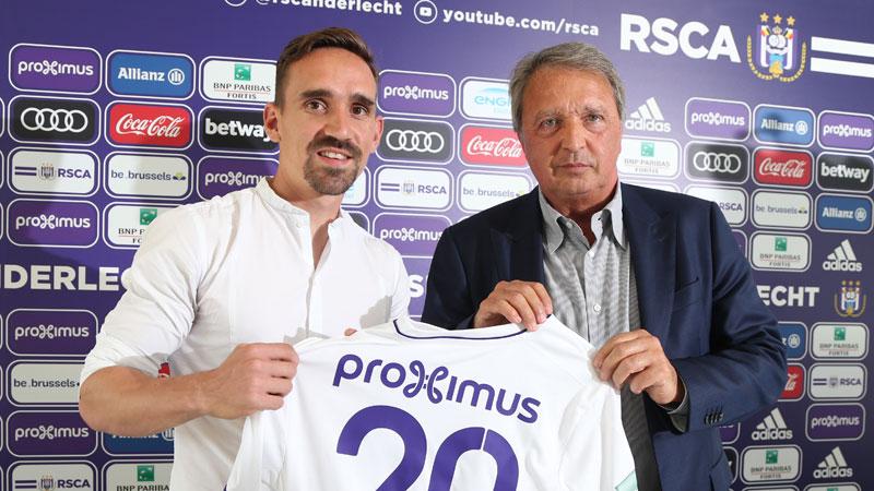 Transferoverzicht zomermercato Jupiler Pro League 2017-2018