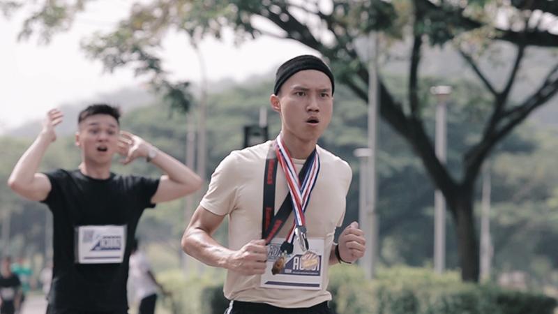 8 soorten marathonlopers op een rij in leuk filmpje