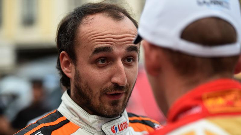 Kubica parcourt 115 tours en F1 avec Renault