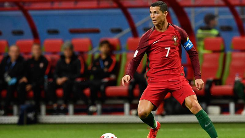 Coupe des Confédérations : Portugal et Mexique qualifiés, Russie éliminée