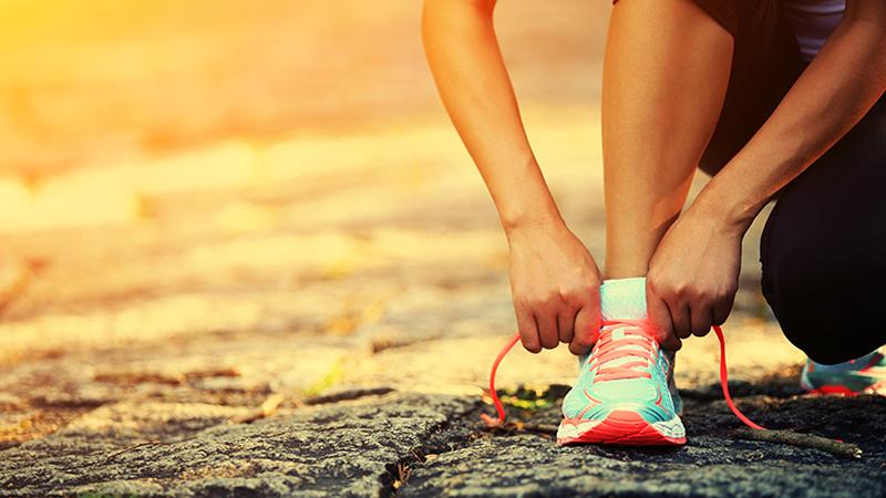 Waarom je gewicht belangrijk is bij het kiezen van loopschoenen