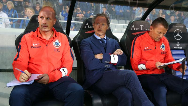 Clement wil de Ferguson van Club Brugge worden