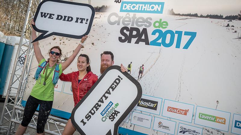 DECATHLON CRÊTES DE SPA 2017