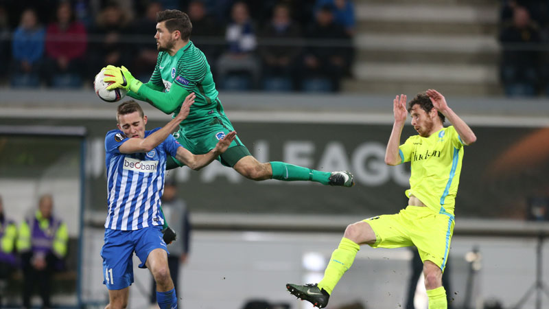 Genk, Besiktas et le Celta Vigo sautent dans le quart