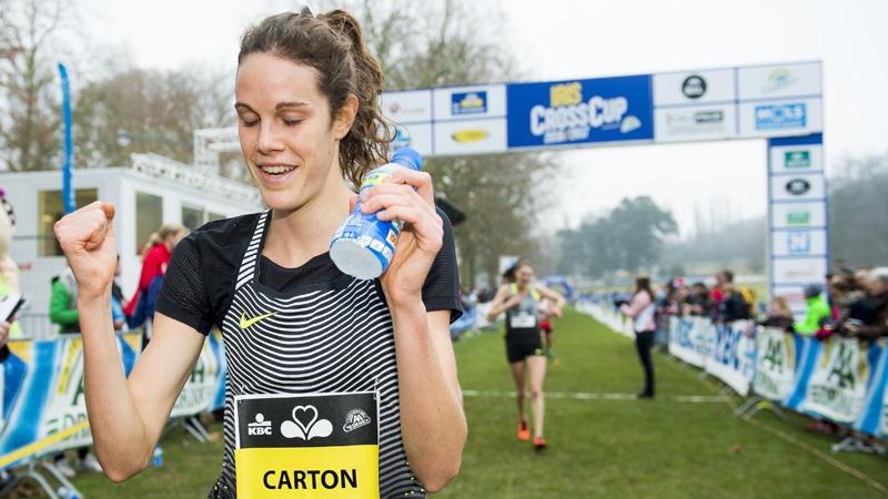 Carton et Kimeli champions de Belgique à Wachtebeke