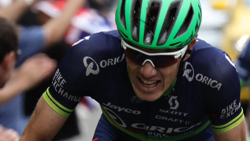 Impey steekt Valverde de loef af in Catalonië
