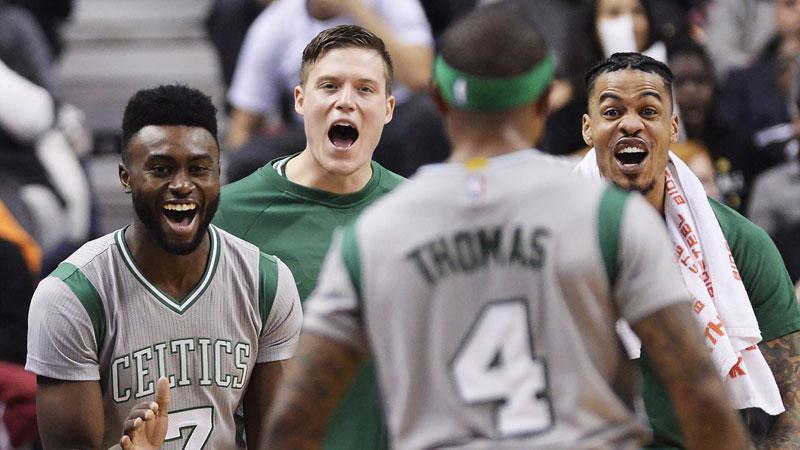 Celtics kloppen na kampioen ook vicekampioen (VIDEO)