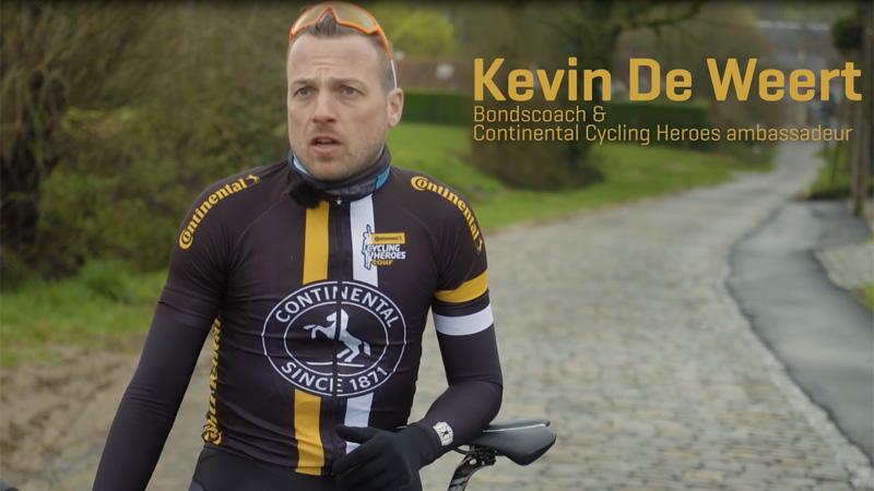 Les bonnes astuces de Kevin De Weert avant le Fabian Cancellara Classic (VIDEO)