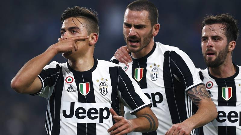 Coupe d'Italie : contre Naples, la Juventus prend une option pour la finale