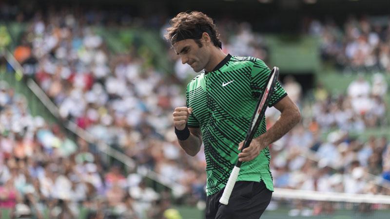 Masters 1000 Miami: expéditif face à Fognini, Nadal s'envole en finale
