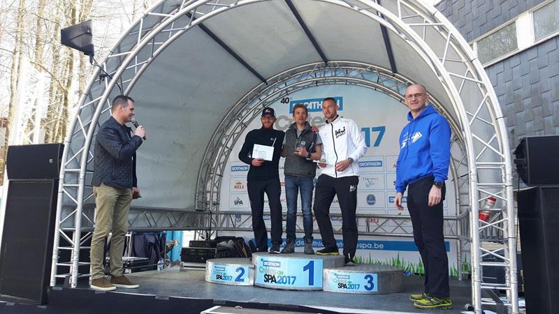 Diepart en Ton winnen jubileum/recordeditie Decathlon Crêtes de Spa