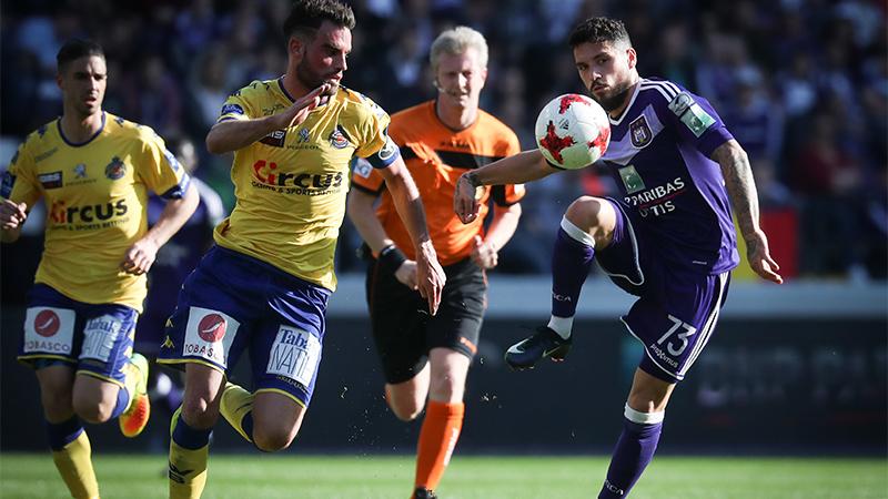 Samenvatting Anderlecht - Waasland-Beveren