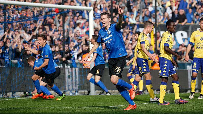 Samenvatting Club Brugge - STVV