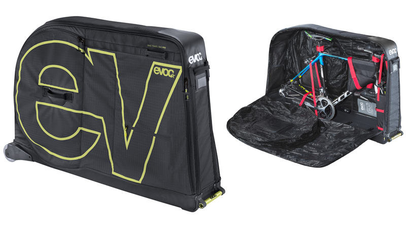 TEST: Evoc Bike Travel Bag Pro