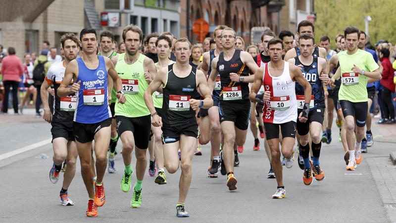 Diaz Rodriguez opnieuw op hoogste schavotje in Knokke 10K