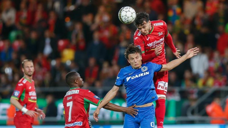 Samenvatting KV Oostende - Club Brugge