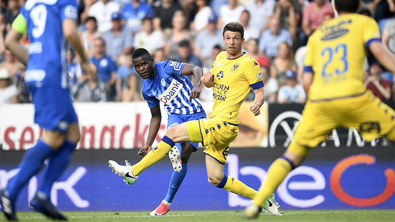 Genk remporte facilement les play-off 2