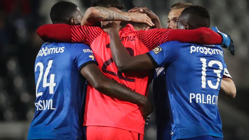 Samenvatting Sporting Charleroi - Club Brugge