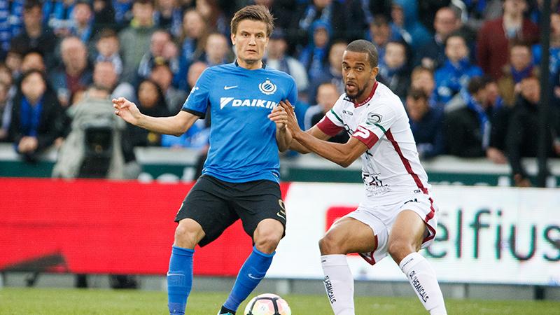 Samenvatting Club Brugge - Zulte Waregem