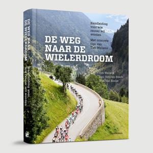 Wedstrijd: Win 3x boek 'De weg naar de wielerdroom'