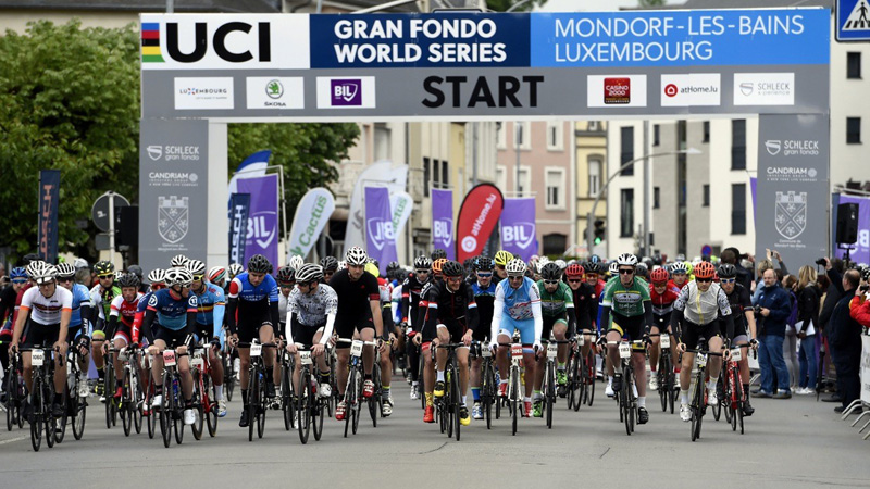 Schleck Granfondo great success in first edition