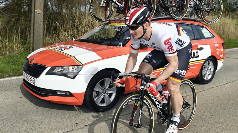 L'Allemand André Greipel remporte la deuxième étape du Giro — Tour d'Italie
