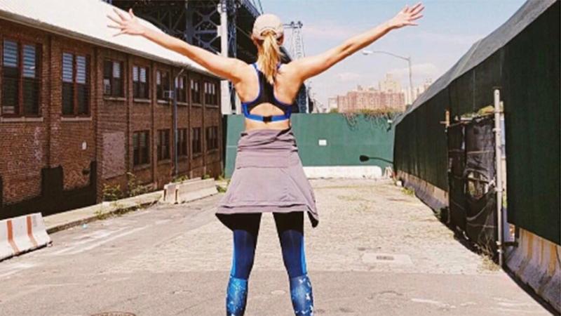 Un marathon taille mannequin
