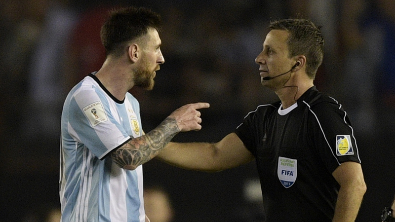 La FIFA lève la suspension de 4 matchs de Messi — Argentine