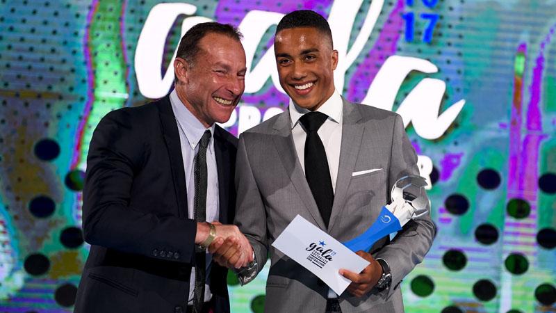 Gala Footballeur Pro de l'Année (EN IMAGES)