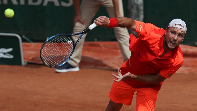 Roland-Garros: Paul-Henri Mathieu a eu le dernier mot