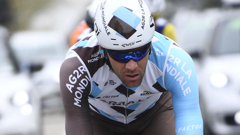 Le cycliste belge Jens Debusschere premier maillot rose des 4 Jours — Dunkerque