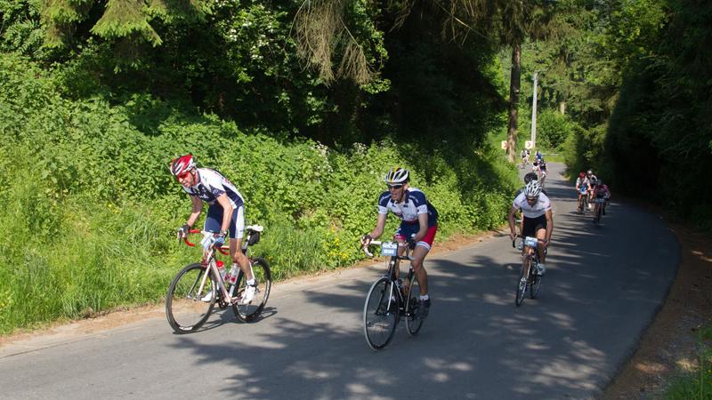 Edition record ensoleillée pour le Tour de Namur Cyclo