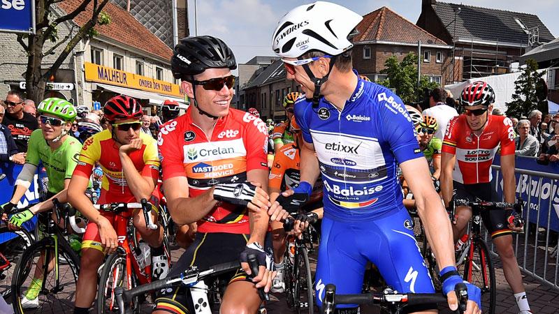 Baloise Belgium Tour pakt uit met mix van klassieke renners en toppers uit het veld