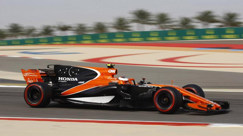 Stoffel Vandoorne éliminé en Q1 avec le 19e temps — GP d'Espagne