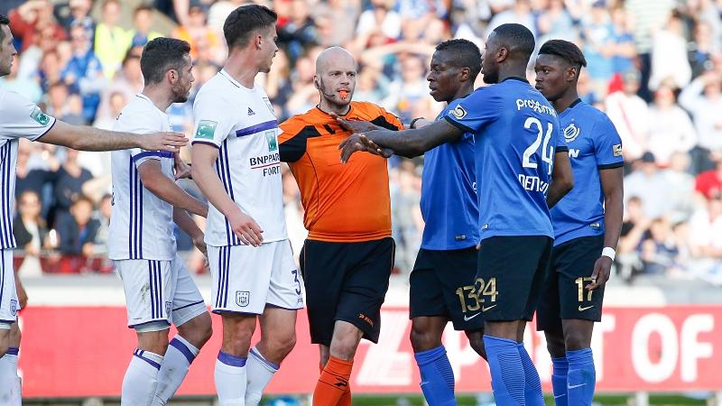 Samenvatting Club Brugge - Anderlecht