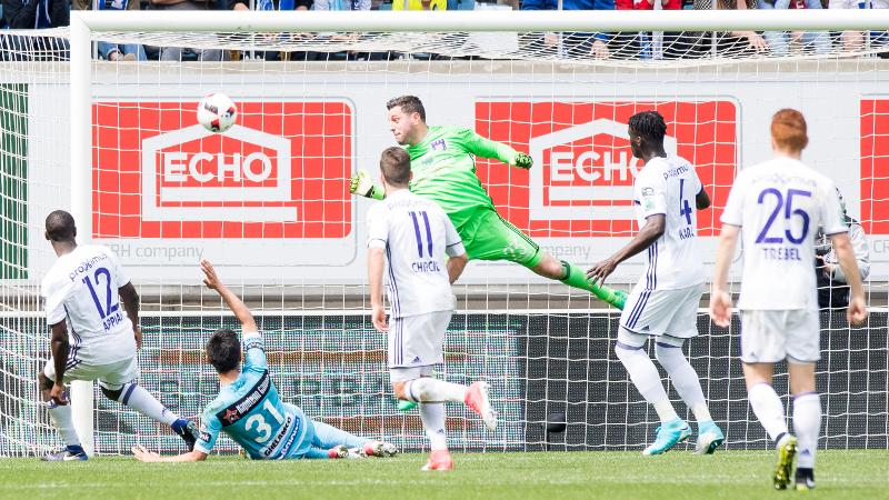 Samenvatting AA Gent - Anderlecht