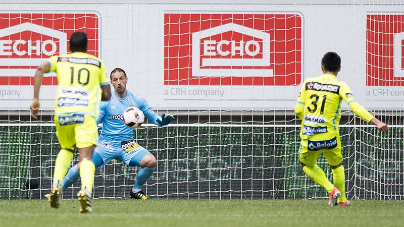 Samenvatting AA Gent - Charleroi