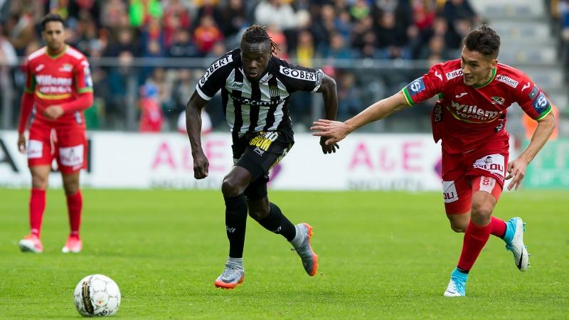Samenvatting KV Oostende - Charleroi