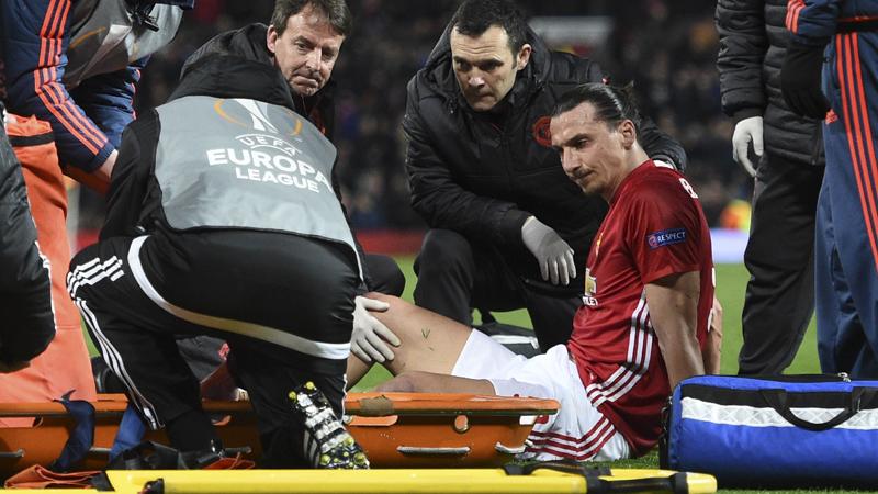 PL : Ibrahimovic a été opéré, il n'arrête pas sa carrière